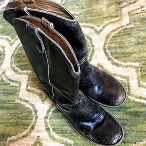 Frye | Brown Distressed Leather | Size 8.5